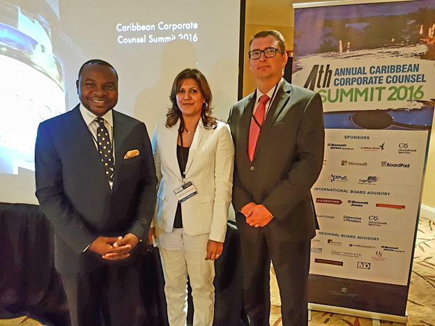 Caribbean Corporate Counsel Summit 2016