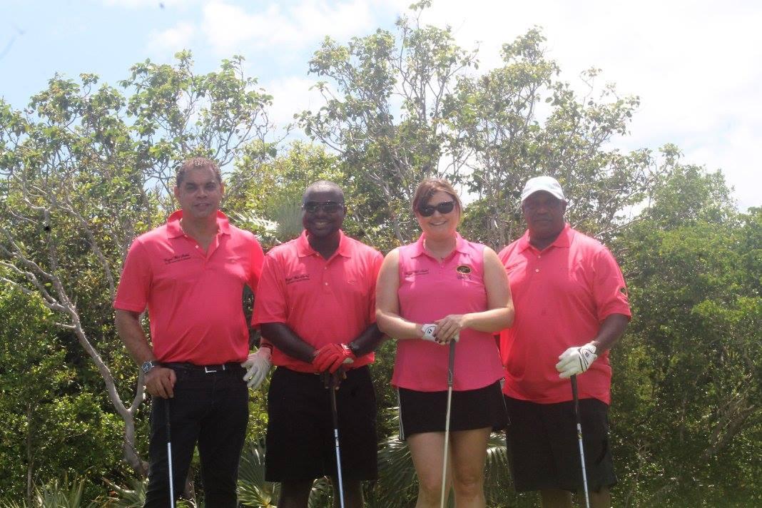 2017 NCS FC Golf team