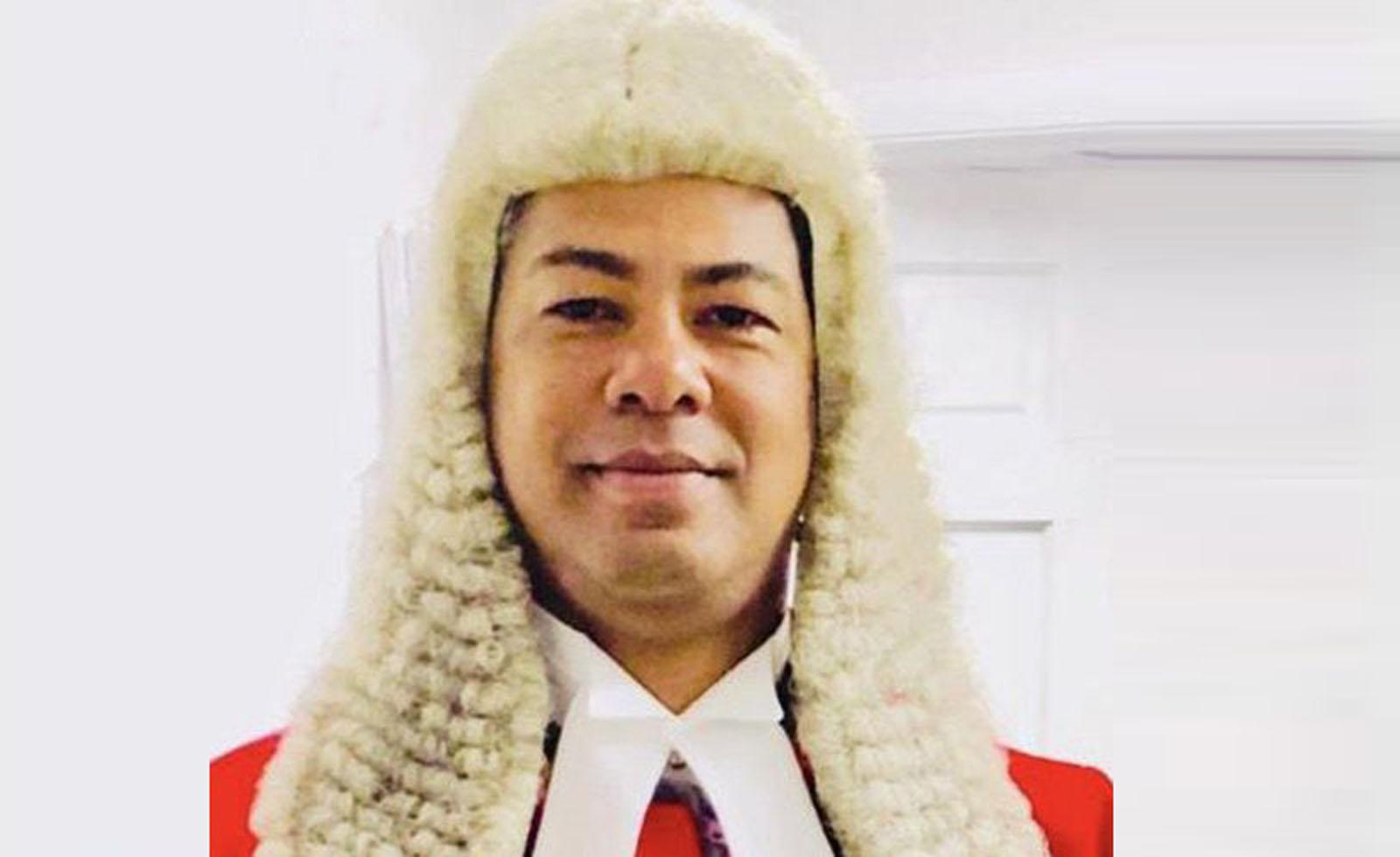 Justice Shiraz Aziz